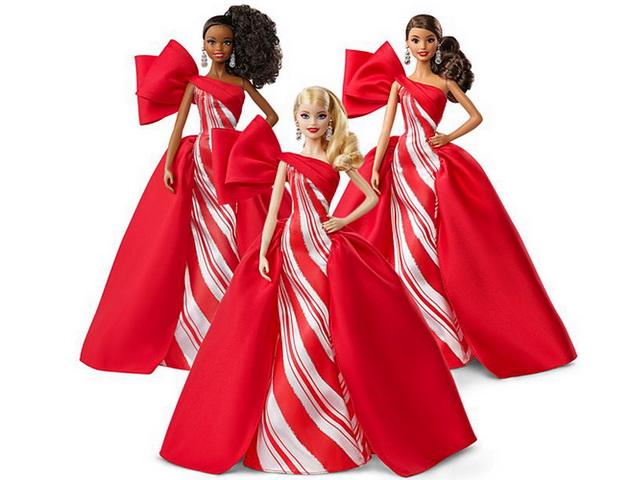 Holiday Barbie Dolls 2019