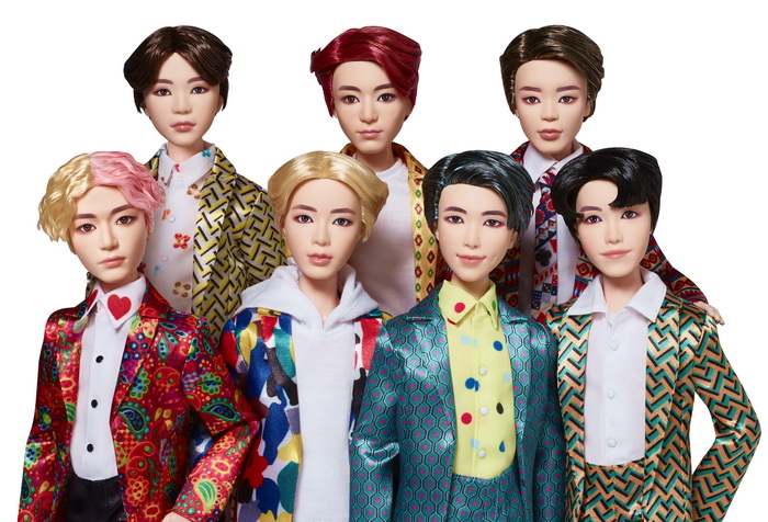 Коллекция BTS.