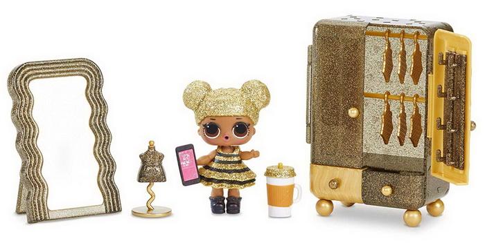 Королева Пчёл Квин Би и её бутик.