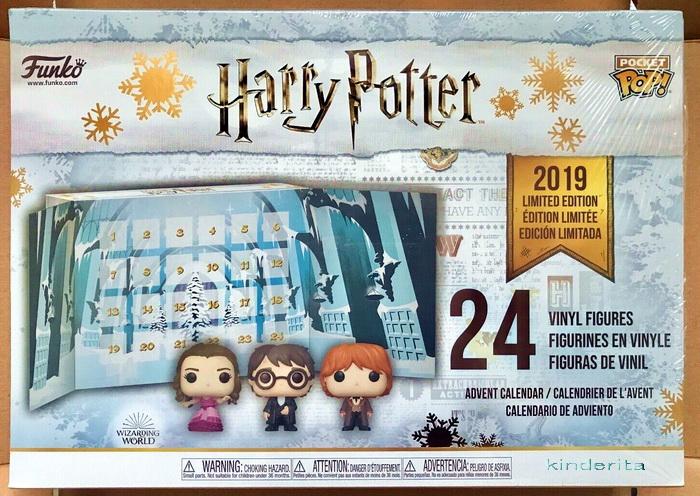 Адвент Календарь Гарри Поттер 2019.