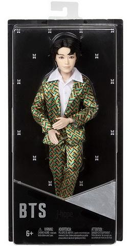 J-Hope Doll.