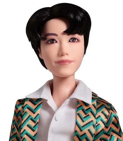 Кореец Джи Хоуп.