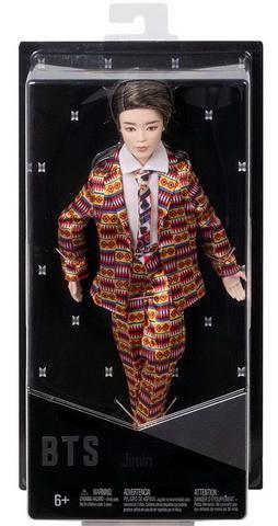 Новая кукла Чимин из БТС.