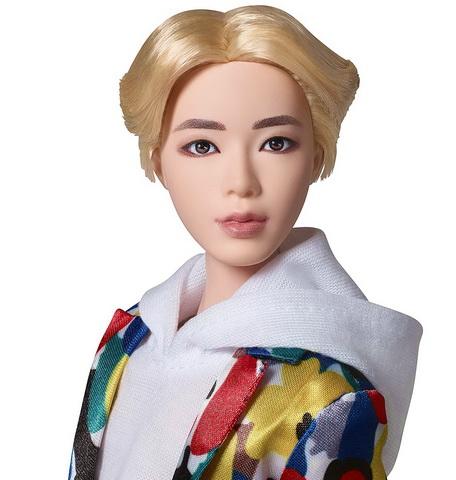 Ким Сок Джин.