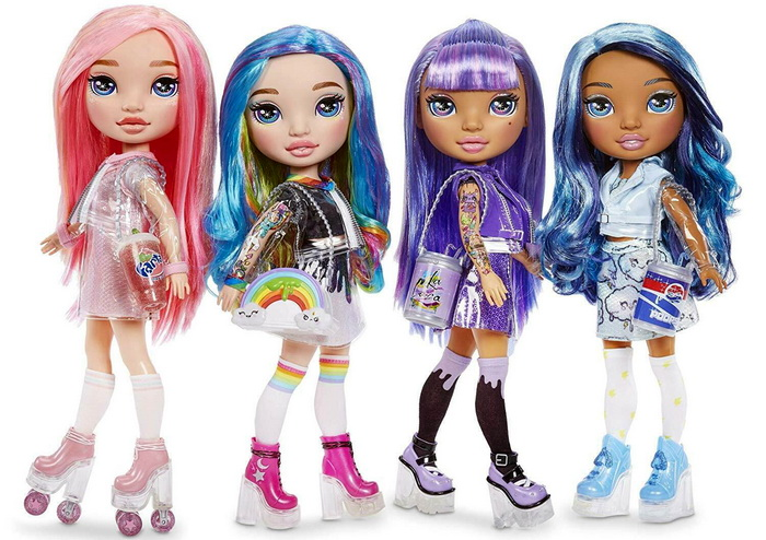 Poopsie 561118 Rainbow Surprise Dolls.