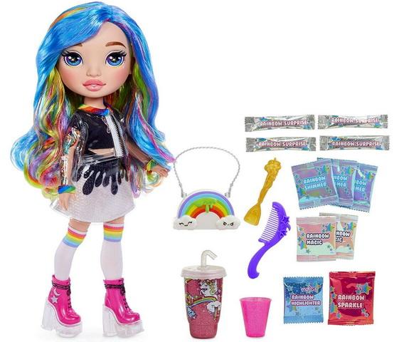Кукла с радужными волосами Рейнбоу Дрим Пупси.