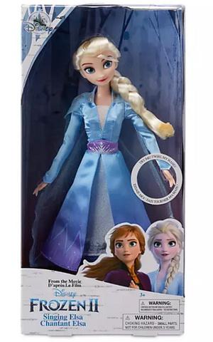 Оригинал кукла принцесса Эльза.