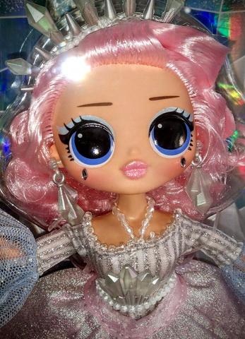 Самая красивая из кукол ЛОЛ.