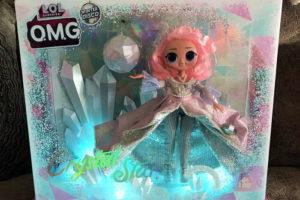 Crystal Star: первая коллекционная кукла ЛОЛ Кристал Стар
