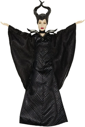 Базовая кукла Maleficent.