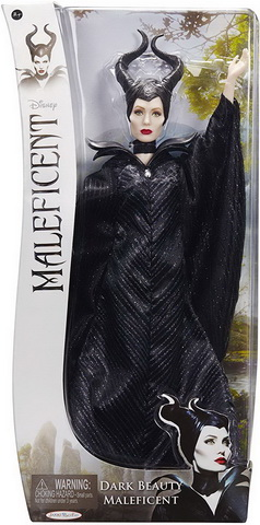 Кукла Малефисента — первый выпуск.