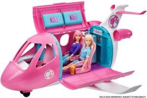 Самолёт Барби: отправляемся в путешествие мечты