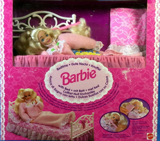 Старые Барби.