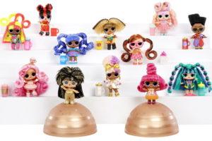 Новые LOL #Hairvibes — куклы ЛОЛ со сменными причёсками