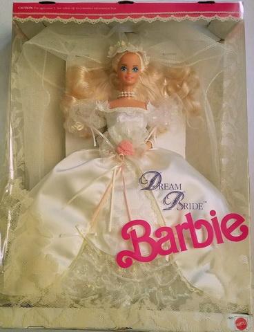 Barbie dream bride 1991.