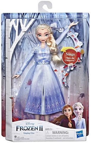 Поющая кукла Эльза.