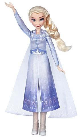 Elsa singing doll Hasbro.