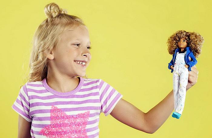 Creatable World — это гендерные куклы.