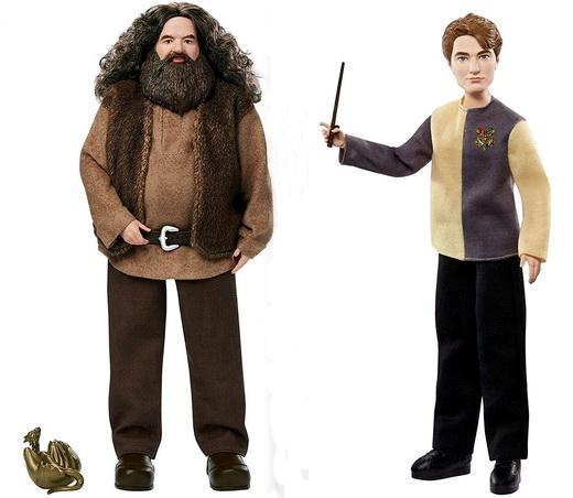 Новые игрушки Гарри Поттер.
