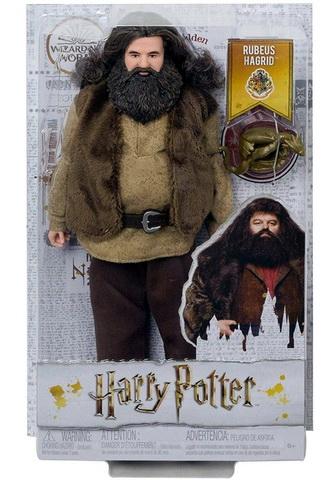 кукла Рубеус Хагрид из Гарри Поттера.