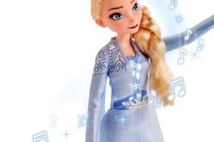Холодное сердце 2: Поющие куклы Эльза и Анна от Hasbro