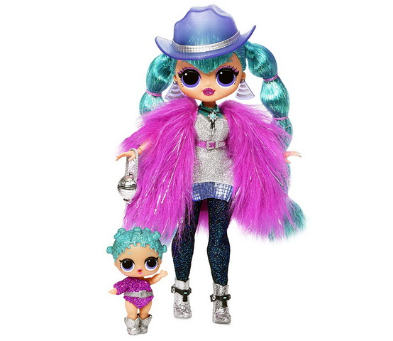 Большие куклы ЛОЛ.