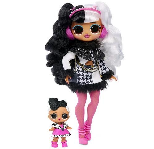 Куклы ЛОЛ размером с Барби.