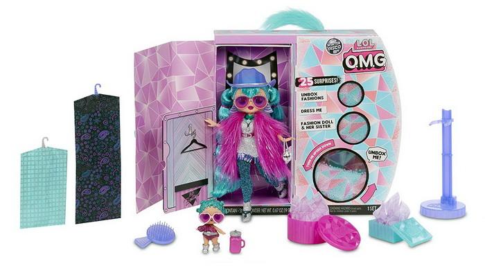 Cosmic Nova новая куколка omg.