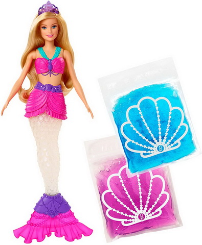 Кукла Барби Русалка от маттел — обзор, цены, видео, где купить.