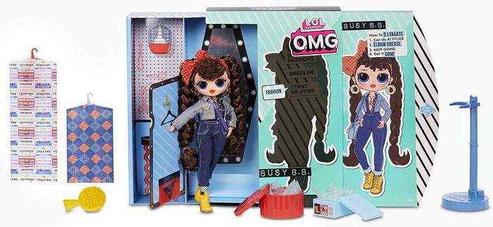 Кукла Busy BB от МГА.