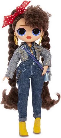 LOL OMG Fashion Doll Busy B.B.